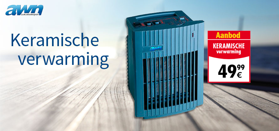 Keramische verwarming-thermal plus