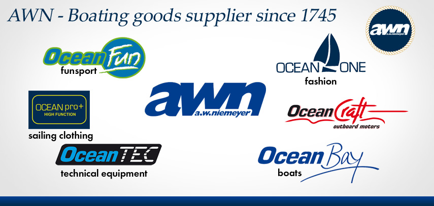 Boating goods supplier since 1745