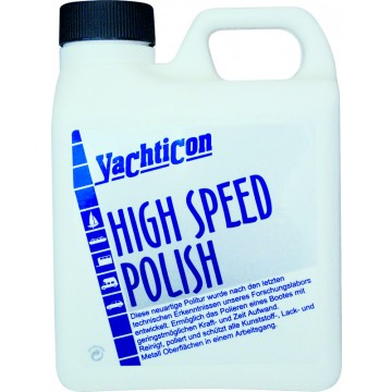 High Speed Polish 1 liter