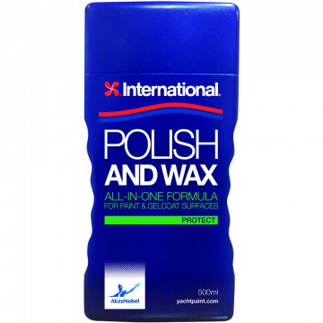 International Polish and Wax 500 ml