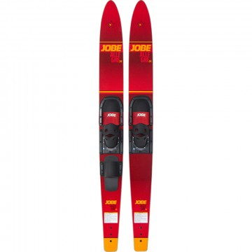 "Wasserski Allegre Combo Skis 67""Red"
