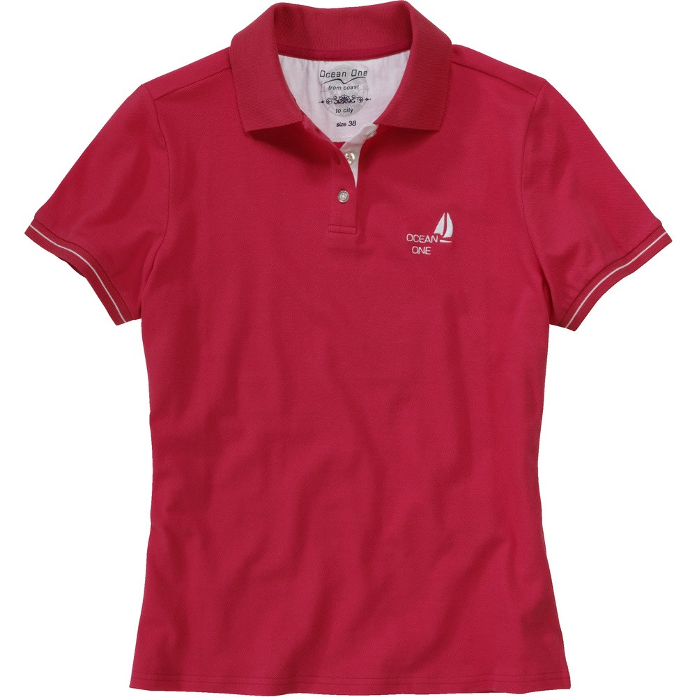 OCEAN ONE Damen Poloshirt